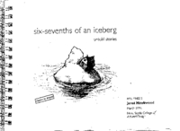 Six-sevenths of an iceberg