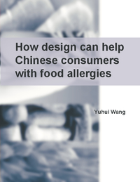 How Design Can Help Chinese Consumers With Food Allergies